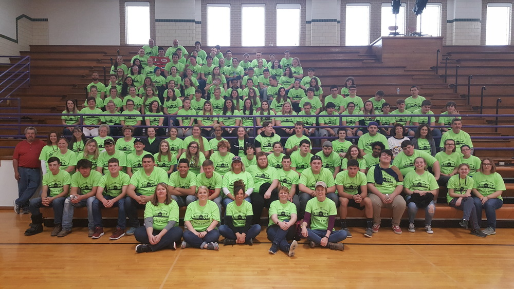 Jr./Sr. High School Service Day 2019
