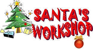 Santa's Workshop December 18, 2019