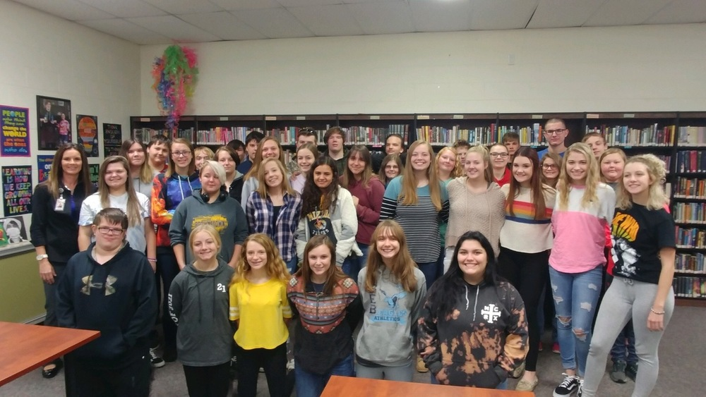 Jr./Sr. High School Drug and Alcohol Prevention Day