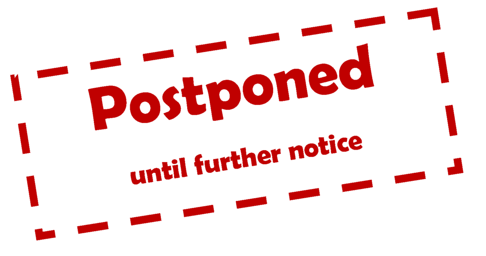 2019-2020 BCUSD #201 Postponements