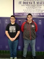 Local VFW Post #9770 Recognizes Brownstown Students