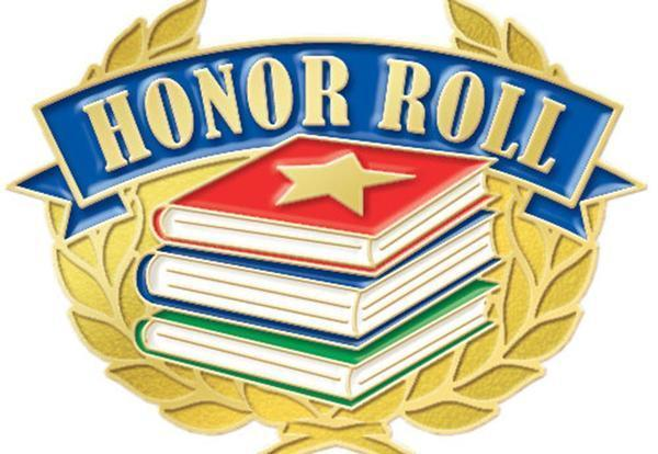 Senior High School 3rd Quarter Honor Roll