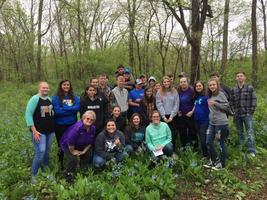 BHS Students Learn About Arbor Day/Earth Day