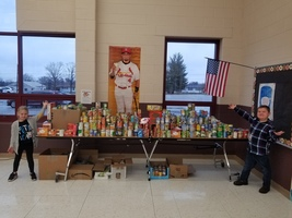 BES Food Drive