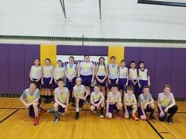 5th and 6th Grade Basketball