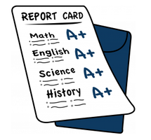Jr-Sr High Report Cards will be mailed out this Thursday!