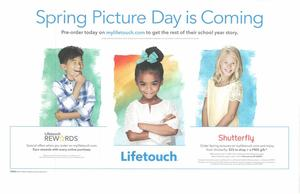 BES Spring Picture Day